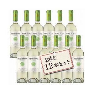 送料無料 ティエラ ヌエバ 白ワイン トラディッション ソーヴィニヨンブラン×12本 tonya