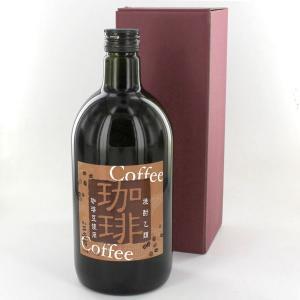 二世古酒造 珈琲焼酎 (720ml) 箱入り|tonya