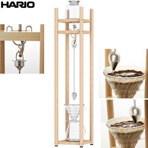 HARIO ハリオ V60 ウォータードリッパー FURIKO 30分抽出 2-6杯用 WDF-6 【送料無料】|tonya