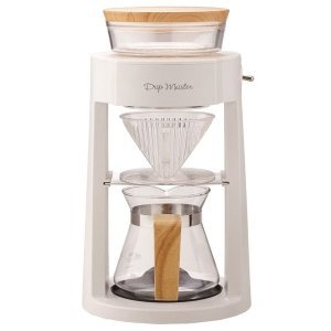 APIX アピックス コーヒーメーカー ドリップマイスター ADM-200-WH ホワイト tonya