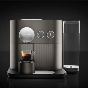 取寄品/日付指定不可  Nespresso(ネスプレッソ) エキスパート グレー D80GR 【送料無料】カプセルコーヒーメーカー|tonya|02