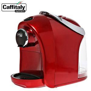 Caffitaly S12 レッド カフィタリー カプセル式 コーヒーメーカー 家庭用|tonya