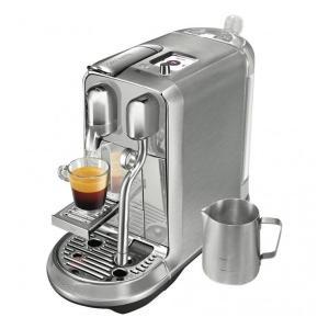 Nespresso ネスプレッソ クレアティスタ・プラス J520-ME ステンレススチール カプセルコーヒー ミルクスチーマー 取寄品/配達日付指定不可|tonya