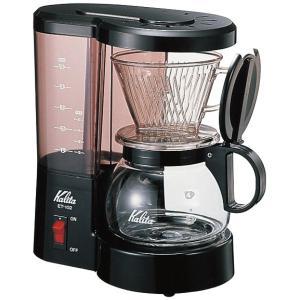 カリタ コーヒーメーカー ET-102 (ブラック)|tonya