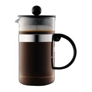ボダム ビストロヌーボー コーヒーメーカー 0.35L 1573-01 ブラック BK tonya
