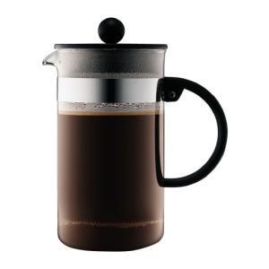 ボダム ビストロヌーボー コーヒーメーカー 1L 1578-01 ブラック BK tonya