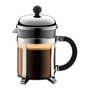 ボダム シャンボール コーヒーメーカー 0.5L 1924-16 クロム tonya