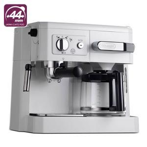 【送料無料】デロンギ コンビコーヒーメーカー BCO410J-W/ホワイト|tonya