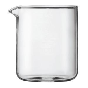 取寄品/日付指定不可 部品 ボダム スペアグラス 0.5L (1504-10) tonya