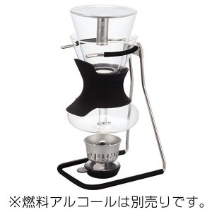 【送料無料】ハリオ コーヒーサイフォン ソムリエ 5人用 SCA-5 tonya