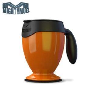 【送料無料】MightyMug マイティーマグ オレンジ #1480 [倒れないマグカップ]|tonya