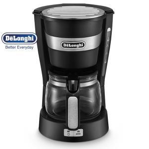 デロンギ ドリップコーヒーメーカー 5杯用 ICM14011J tonya