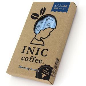 INIC Coffee イニックコーヒー モーニングアロマ 12本入 スティックインスタント|tonya|03