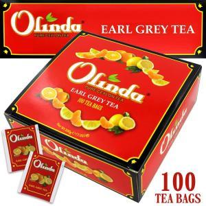 【紅茶】 オリンダ アールグレイ 100TB (ティーバッグ) tonya