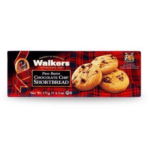【賞味期限2020/05/30】 ウォーカー #182 チョコチップ ショートブレッド (175g)