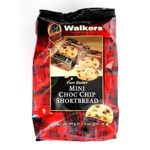 【賞味期限2020/05/30】 ウォーカー フローパック チョコチップ ショートブレッド 99g ...