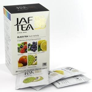 JAF TEA ジャフティー フルーツメロディ ティーバッグ 1.5g×20TB tonya