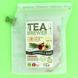 TEA BREWER(ティーブリューワー) ジンジャー&レモン A204151 7g