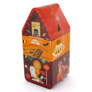 限定品 ハロウィン缶 ベルメーレン カラメルビスケット オリジナル 18p (99g) tonya