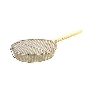 18-8 ハンドロースター(木柄丸型ギンナン煎り)|tonya