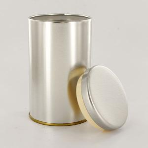 マキノ コーヒー缶/無地(78×134密閉缶)|tonya