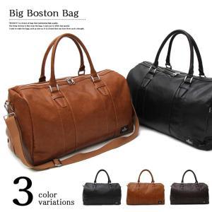 ボストンバッグ メンズ トートバッグ ショルダーバッグ ゴルフバッグ 2WAY カバン かばん 鞄 フェイクレザー 旅行 トラベル ゴルフ 通勤 通学 大容量 ビジネス