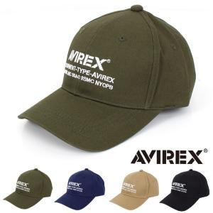 キャップ メンズ AVIREX アビレックス ローキャップ ロゴ ナンバリング 刺繍 ユニセックス 男女兼用 野球帽 帽子 綿100% 春夏 tool-power