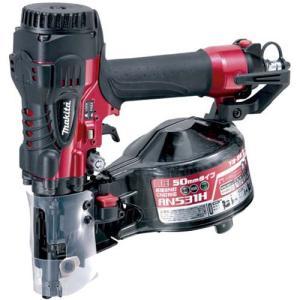 50mm高圧エア釘打 AN530H 送料無料 マキタ ■21455|tool-shop-ten