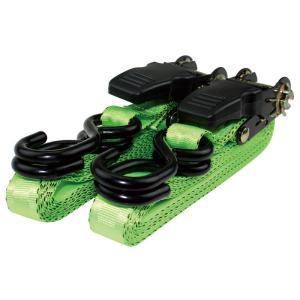 ラチェット式荷締めベルト2PC TB-255W 25X5M TRAD ■22684|tool-shop-ten
