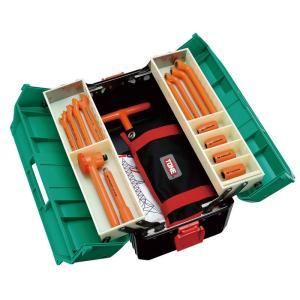 絶縁工具セットFACOM−A 送料無料 TONE ■23938|tool-shop-ten