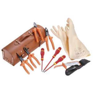 絶縁工具セット2180B−VSE 送料無料 TONE ■23939|tool-shop-ten