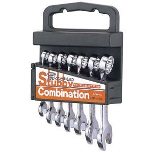 スタビーコンビネーション7pcsセット 送料無料 スエカゲツール ■23965|tool-shop-ten