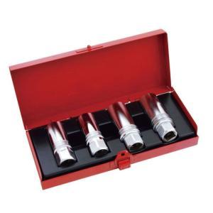 1/2DR スタッドプーラー4PCSセット 送料無料 スエカゲツール ■23970|tool-shop-ten