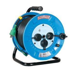 防雨型電工ドラム 30m NPW−E33 送料無料 日動工業 ■24383|tool-shop-ten