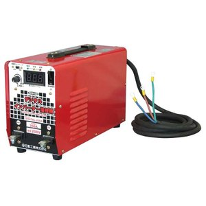 デジタルインバーター直流溶接機 DIGITAL-200A 送料無料 日動 ■24389|tool-shop-ten