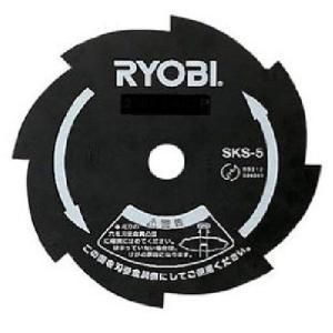 刈払機用2730036刈刃金属8枚刃255mm RYOBI ■24642 tool-shop-ten
