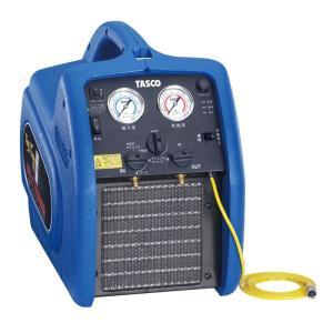 冷媒回収機ツインサンダー220TA110X 送料無料 タスコ ■25182