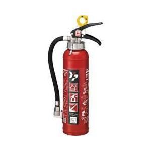 蓄圧式ABC粉末消火器10型 PP-10C ハツタ ■25365|tool-shop-ten