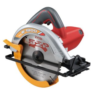電気丸のこ W−1900 送料無料 リョービ ■29286 tool-shop-ten