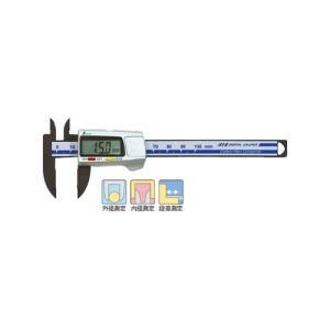 デジタルノギス カーボンファイバー製 100mm  シンワ ■31486|tool-shop-ten