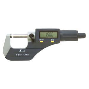 デジタルマイクロメーター79523※ 送料無料 シンワ ■31510|tool-shop-ten
