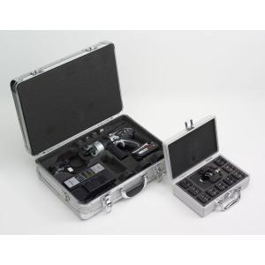 Panasonic パナソニック 14.4V 充電圧着器 EZ4641K-Hアルミケース付+充電器+バッテリー+ケーブルカッター刃EZ9X301+圧着アタチイメントEZ9X302(アルミケー|tool4u