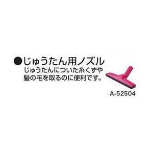 マキタ じゅうたん用ノズル (レッド) A-52504|tool4u