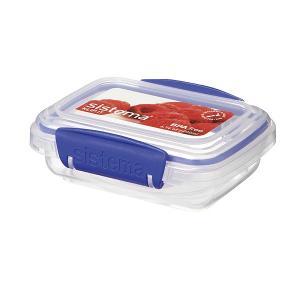 システマ SiStema KLIP IT クリップイット レクト200(150ml)15204 保存容器 プラスチック|toolandmeal