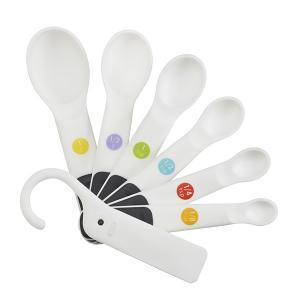 OXO オクソー メジャースプーン ホワイト 11111002|toolandmeal