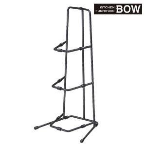 パンラック 3段 AUX BOW オークス ボウ BWS8204|toolandmeal