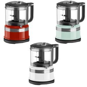 KitchenAid キッチンエイド ミニフードプロセッサー 3.5カップ|toolandmeal