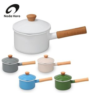 日常の道具として欠かせない使い勝手の良い片手鍋。 利き手を選ばない両口付き・蓋付き・IH対応品です。...