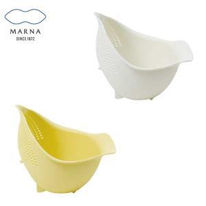 マーナ MARNA トリの水切りボウル S