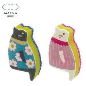 マーナ MARNA おすわりスポンジ 子ネコ|toolandmeal